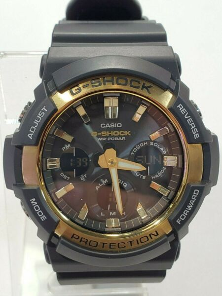 Casio G Shock Watch $170 New Over Stock With Out Tags GAS 100G $90.00