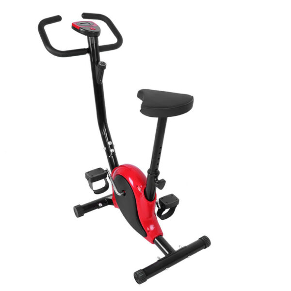 Indoor Exercise Bike Training Cycle Fitness Cardio Workout Home Gym Machine US $105.17