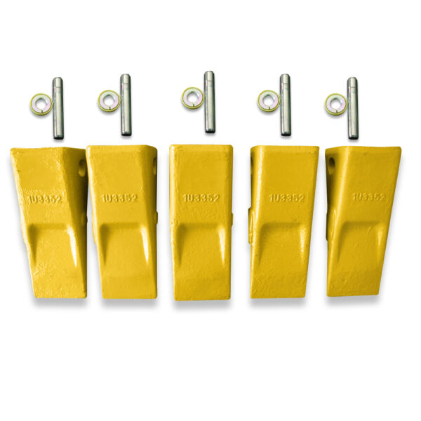 1U3352 5 Pack Cat Style 5Bucket Teeth Bucket Tooth amp; 5 9J2358 Pins 5 8E6359 ret $123.91