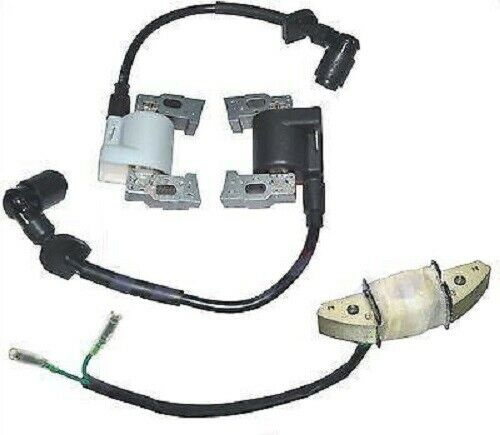 Set of 2 Ignition Coils Left and Right and Stator Charging Coil FITS Honda GX620 $69.50