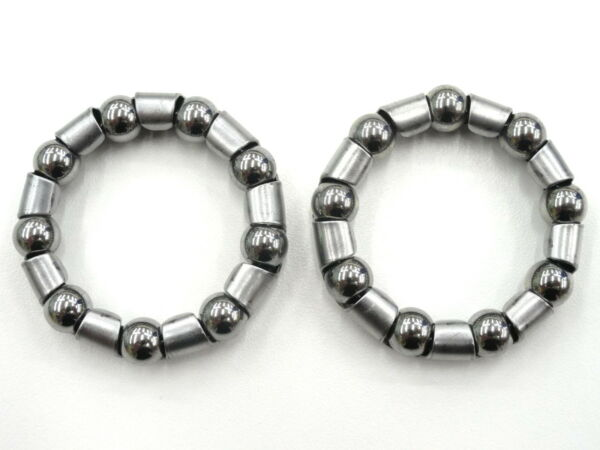 2 (Two) x  Bicycle Crank American Std  BALL BEARING RETAINER 516