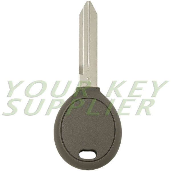 New Uncut Replacement Transponder Ignition Chip Car Key for Chrysler Dodge Jeep