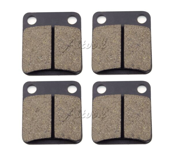 Front Brake Pads For ATV Yamaha Grizzly 350 4X4 2007 2009 $11.50