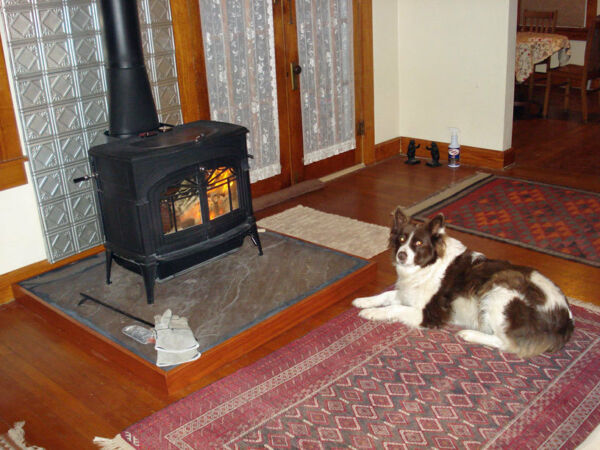 Vermont Casting Wood Stove Defiant Model
