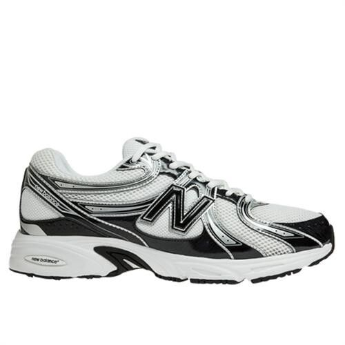 NEW BALANCE ME270BS1 Blk Wht Mens Running Shoes Size 7 14 D Med NWD