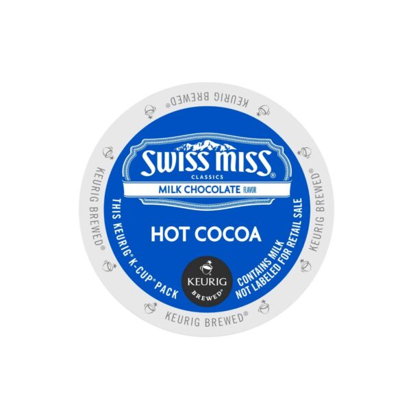 Swiss Miss Milk Chocolate Hot Cocoa Keurig K-Cups PICK QUANTITY