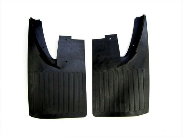03 06 Dodge Sprinter 2500 amp; 3500 RUBBER FRONT SPLASH GUARDS SET 2 OEM NEW MOPAR