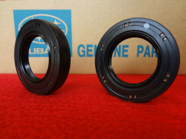 ❤️ Subaru Front Drive Axle Seals Kit WRX Impreza Forester Outback Legacy OEM $13.96