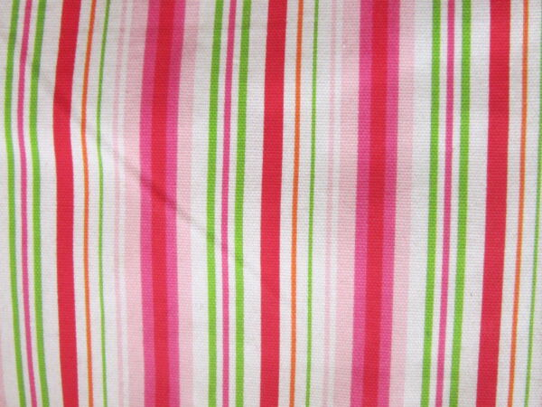 Shabby romantic chic pink stripes Hancock fabric material exclusive trendy girl
