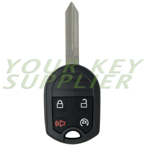 Brand New Replacement Keyless Entry Remote Head Key Fob for Ford  F150 164-R8067
