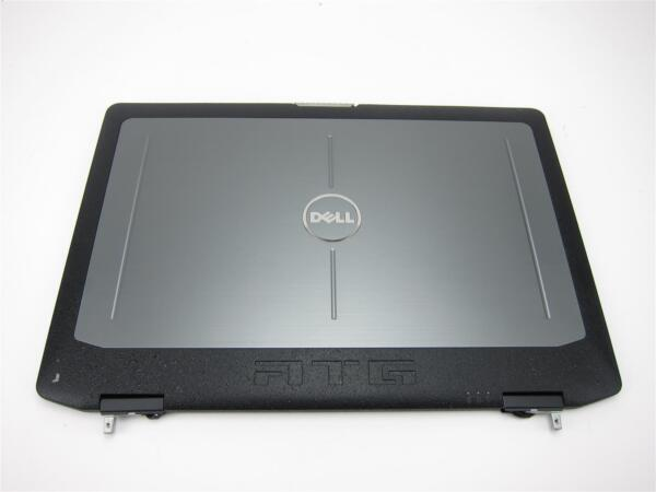 Dell Latitude E6430 ATG Touch Lcd back Cover Lid W Hinges CPDRV 991