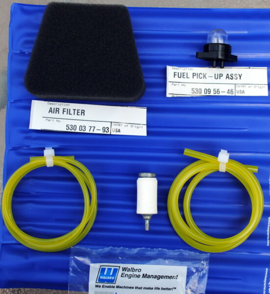 NEW Tygon for  Poulan an Craftsman  Fuel line filter air filter primer tune up