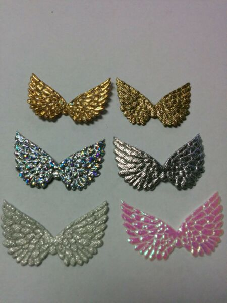 60 pieces of Angel Wing 1 34