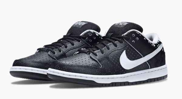 NIKE MEN'S SHOES SB DUNK LOW PREMIUM 'BHM' QS Sneakers 745956-010 Men's Sz: 7~13