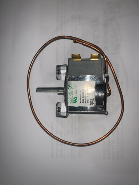 Duo Therm Thermostat Manual #3313107000 3100781.008 $59.99
