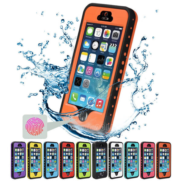 Shockproof Waterproof Dirt Dust Snow Proof Durable Case Cover For iPhone Se