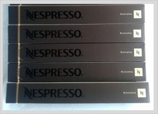 50 NESPRESSO CAPSULES - SELECT THE FLAVOR - ALL FLAVORS AVAILABLE - FRESH
