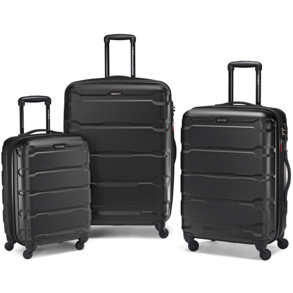 Samsonite Omni Hardside 3 Piece Nested Spinner Luggage Set (20 24