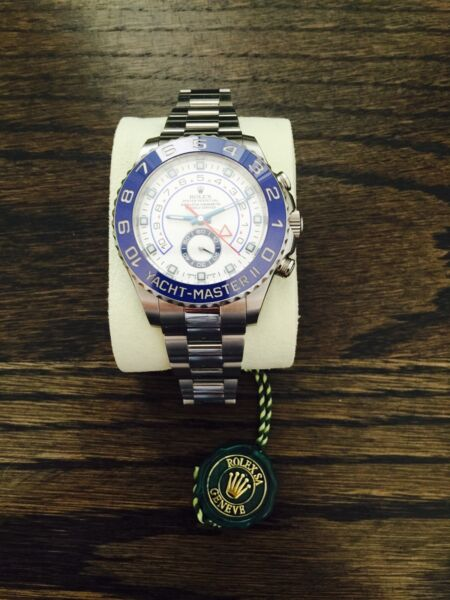 Rolex Yacht-Master II 116680 Wrist Watch for Men