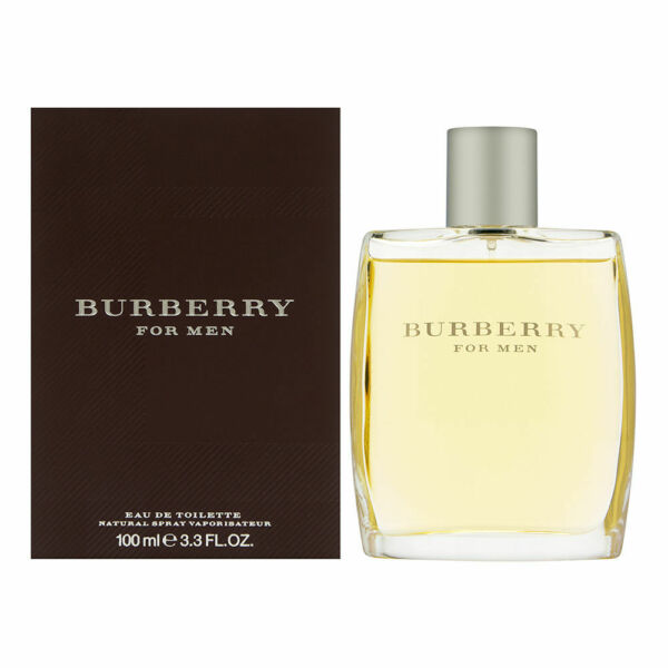 Burberry for Men 3.3 oz Eau de Toilette Spray Classic Edition Brand New $30.90