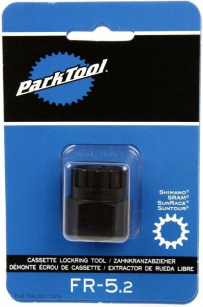Park Tool FR 5.2 Bike Cassette Lockring Remover fits SRAM Shimano 7 to 12 Speed $8.60