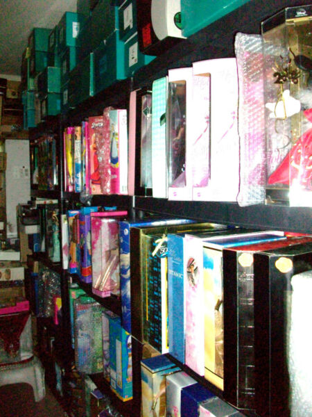 Huge Huge Barbie Lot Serious BIDDERS ONLY PICK UP ONLY