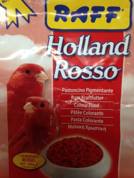 RED FOODCondition Nestling Egg Red Food Treat 5 LB
