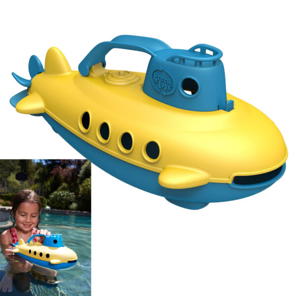 Submarine Boat Tub Toy Pool Bath Bathtub Beach Toys Fun Gift Kid Child Floating