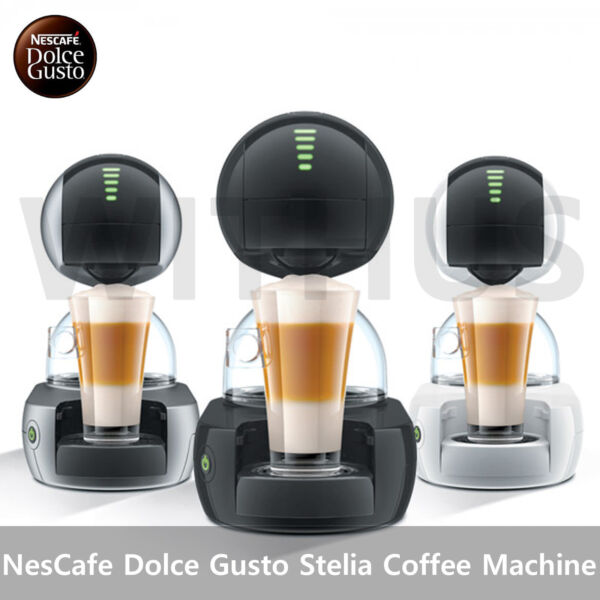 NesCafe Dolce Gusto Stelia Smart Touch Capsule Coffee Machine Automatic - 3color