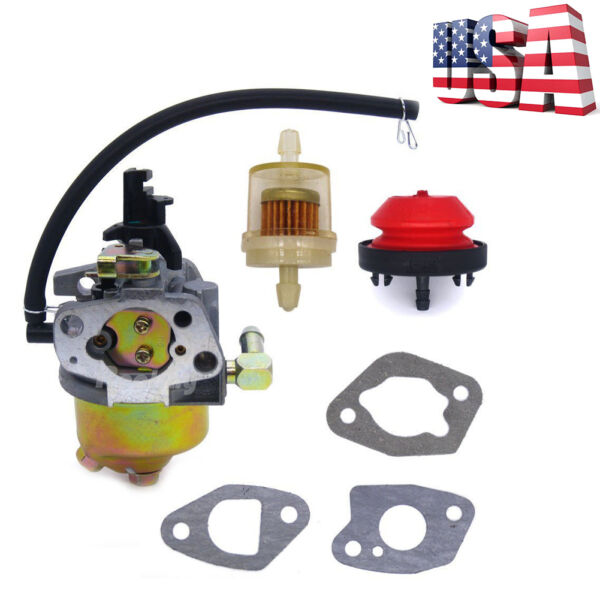 For Troy Bilt MTD Cub Cadet SnowBlower Carb 951 14026A 951 14027A 951 10638A
