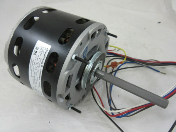 NEW 14 HP GP3584 GOOD PARTS F48AA99A01 FURNACE BLOWER MOTOR W CAPACITOR 230V