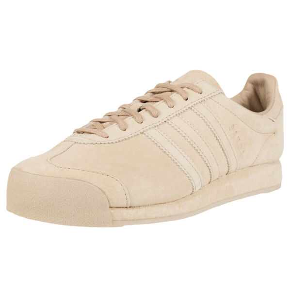 ADIDAS SAMOA VINTAGE RETRO RUNNING SHOES ST PALE NUDE PALE NUDE OFF WHITE B27736