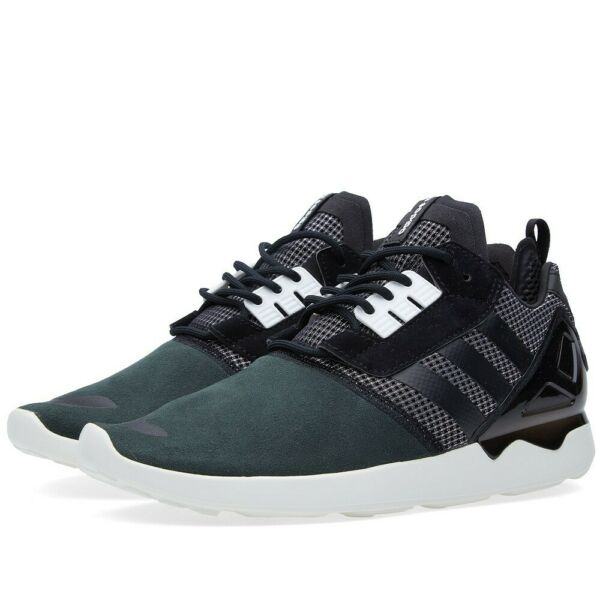 Adidas Men ZX 8000 Boost black white B26366