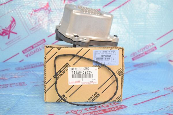 TOYOTA LEXUS GENUINE ELECTRIC ASSEMBLY WATER PUMP 161A0 39025 161A039025 $269.98