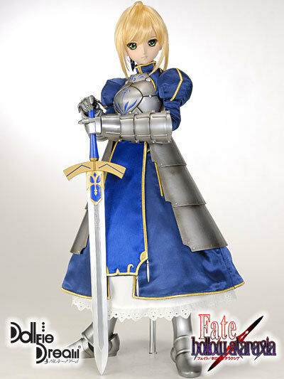DD VOLKS Dollfie Dream Saber Fate Hollow Ataraxia Fate Stay Night