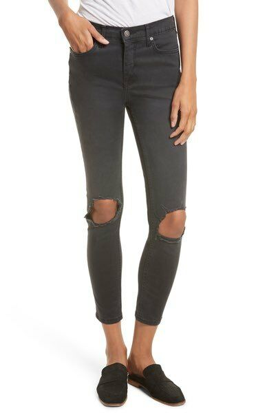 NWT Free People Busted Skinny Jeans Retail $78 $58.50