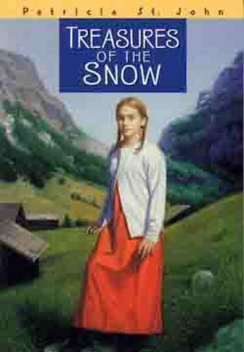 Treasures of the Snow: By St. John Patricia M.