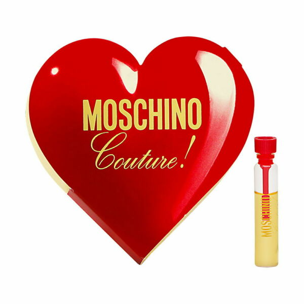 Moschino Couture by Moschino for Women 0.05 oz EDP Vial $3.99