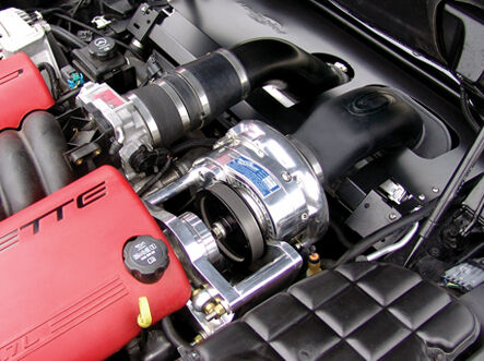 Chevy Vette C5 LS6 01-04 Procharger Supercharger Stage II Intercooled System Kit