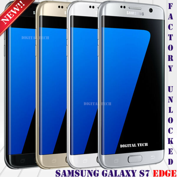 Samsung Galaxy S7 EDGE G935V GSM & CDMA Unlocked (32GB) 5.5