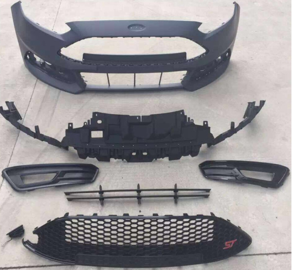 15-18  Focus ST Bumper Conversion Kit Assembled Fit 2015 to 2017 All Models