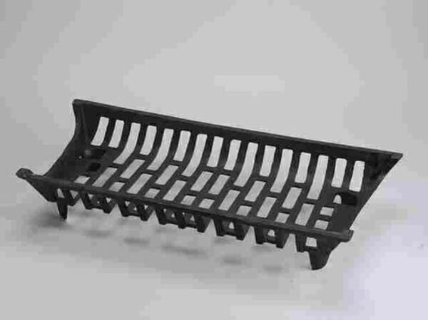 Panacea Products Corp 30' Blk Cast Iron Grate 15430 Fireplace Grates