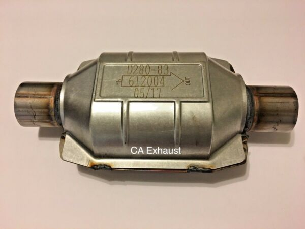 1997-2001 Toyota Corolla 1.8L Catalytic Converter California Approved