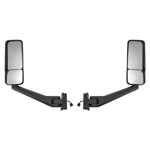 OEM NEW Exterior Right/Left Side View Dual Glass Mirror Set 03-09 Kodiak Topkick
