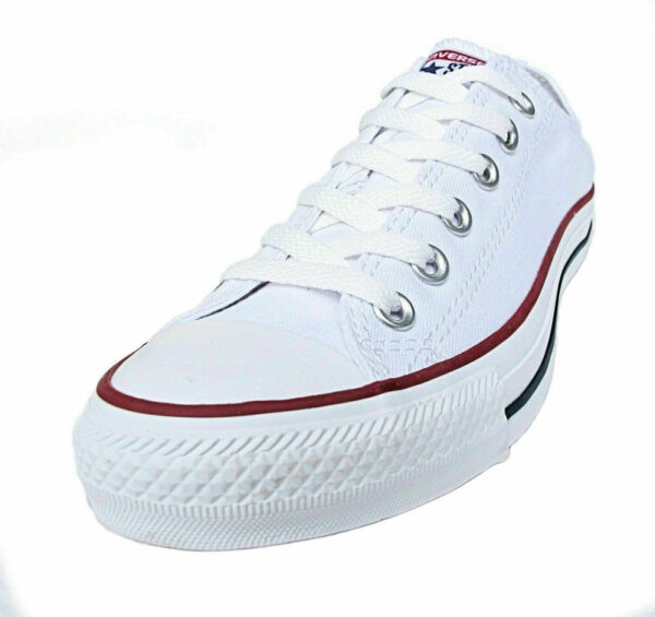 Converse Chuck Taylor OX Low Tops Optical White All Sizes Womens Sneakers Shoes
