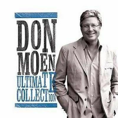 Ultimate Collection by Don Moen (CD) From Integrity Music