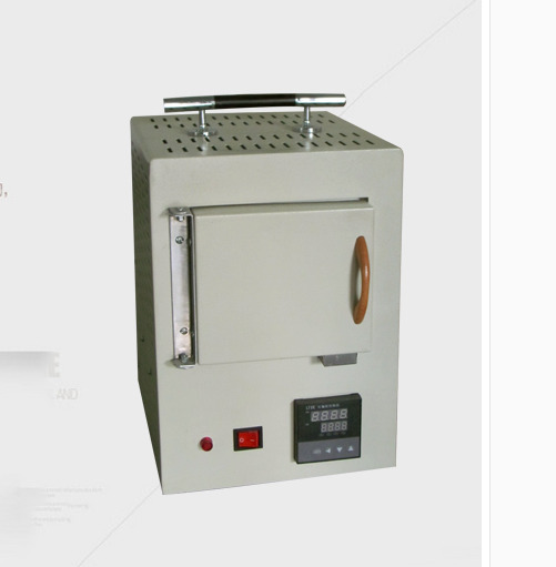 Ceramic Fiber Muffle Furnace Enclosed Laboratory Small Electric Furnace 1.5kw t