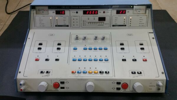 ob 822 clinical audiometer madsen Audiology
