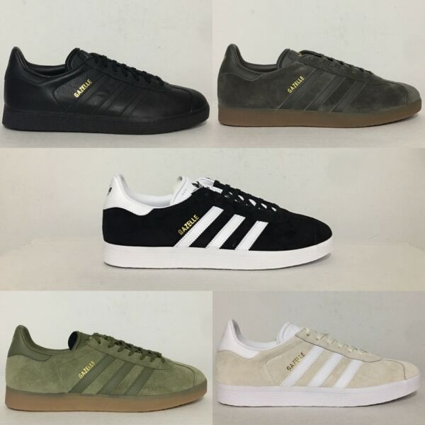 Adidas Originals Gazelle Classic Retro Trainers