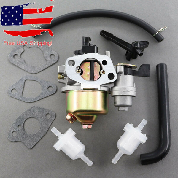 Carburetor amp; Fuel Line For Honda Snowblower HS521 HS621 HS622 HS624 HS50 HS724